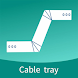 Cable tray calculation