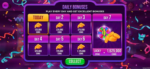 Crazino Slots: Vegas Casino 1.2.0 screenshots 2