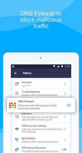 VPN Unlimited - Free VPN Proxy Shield 8.4 Screenshots 11
