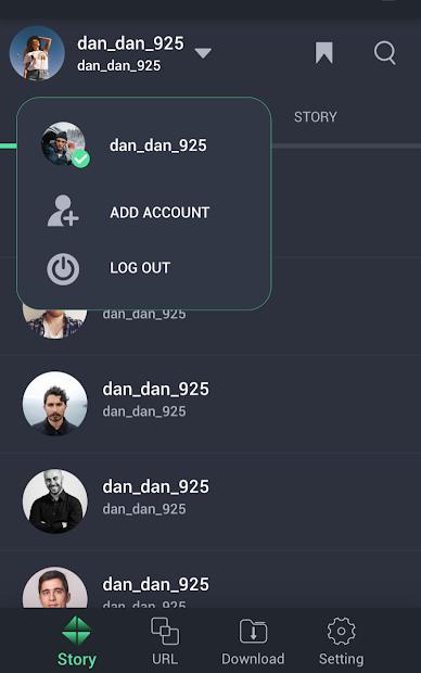 Screenshot 6 de Video Downloader Master para redes sociales para android