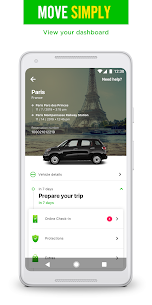 Europcar international cars & vans rental services 2.7.3 APK + MOD Download 3