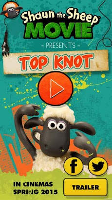 Shaun the Sheep Top Knot Salonのおすすめ画像1