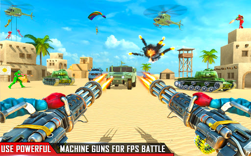 Fps Robot Shooting Strike: Counter Terrorist Games  screenshots 2