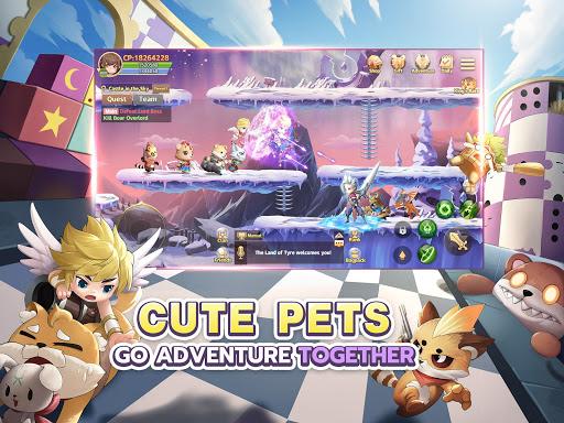 Rainbow Story: Fantasy MMORPG 1.2.8.43 screenshots 10