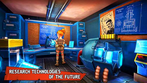 Shelter Waruff0dsurvival games in the Last City bunker screenshots 5