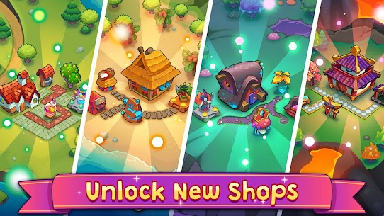 Potion Punch 2: Fantasy Cooking Adventures Mod Apk (Free Shopping) 6