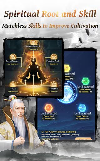 Immortal Taoists - Idle & Adventure 1.5.7 Screenshots 2