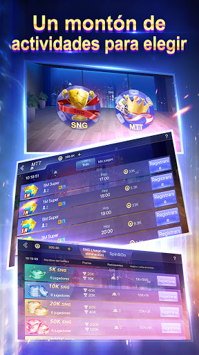 Texas Poker Espau00f1ol (Boyaa) screenshots 14