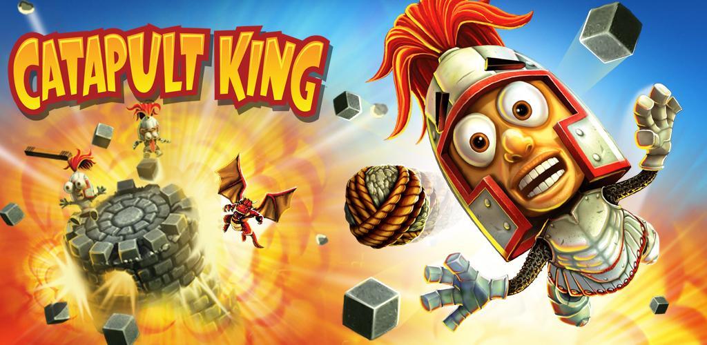 Catapult King poster 0
