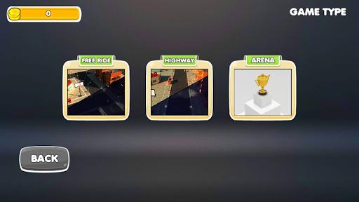 Çılgın Yarış screenshot 1