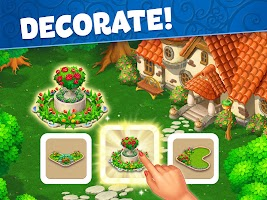 Jingle Mansion-match 3 adventure story games free
