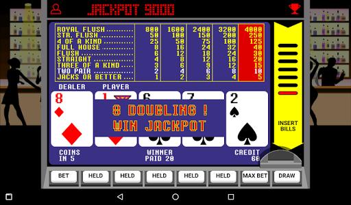 Video Poker Jackpot 4.16 Screenshots 11