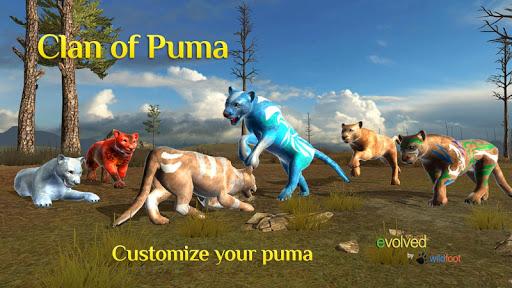 Clan of Puma screenshots 1