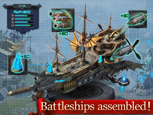 Age of Kings: Skyward Battle 3.7.0 screenshots 8