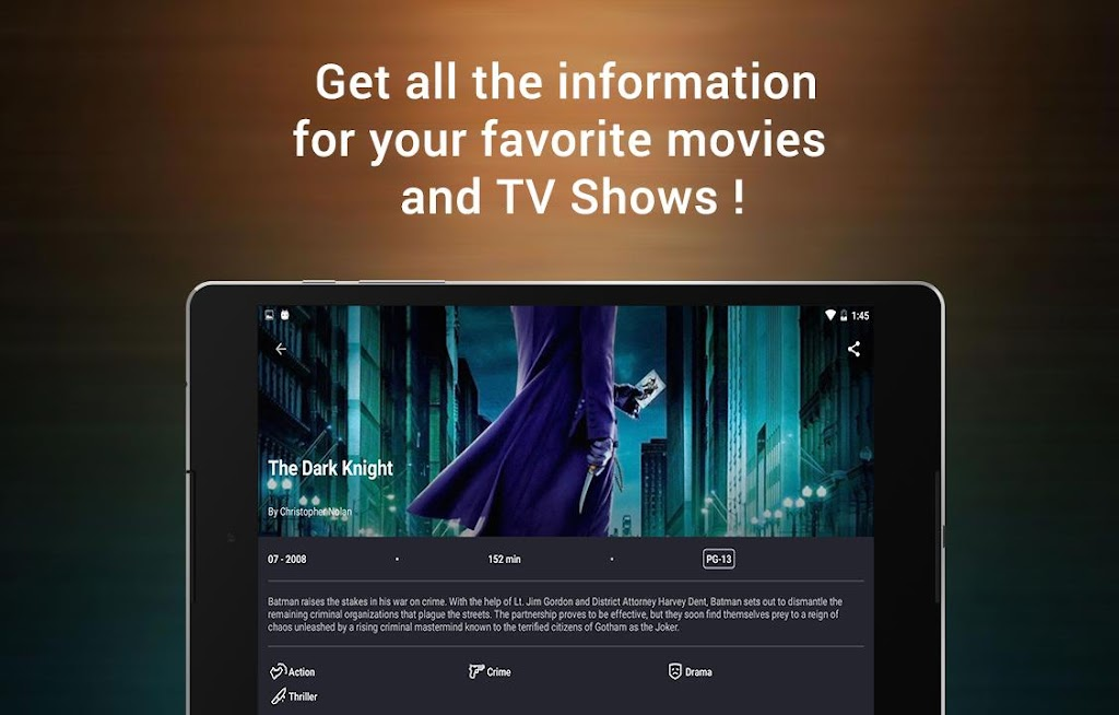 CineTrak: Your Movie and TV Show Diary  poster 10