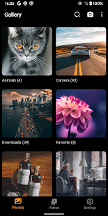Gallery - Picture Gallery, Photo Manager, Album