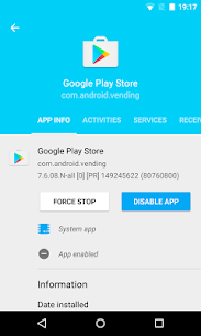 Disable Application #091 ROOT#093  Apk Download 2021 4