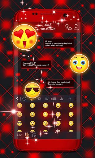 Keyboard Red 1.307.1.147 Screenshots 2