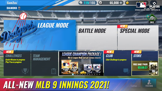 MLB 9 Innings 21 6.0.7 Screenshots 7