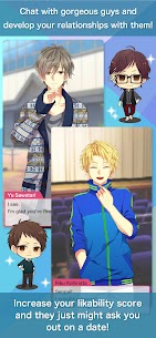 Free Otome Chat Connection – Chat App Dating Simulation Apk Download 2021 3