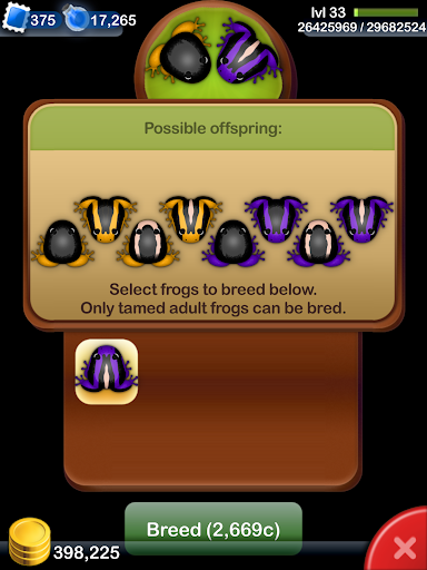 Pocket Frogs 3.5.3 screenshots 9