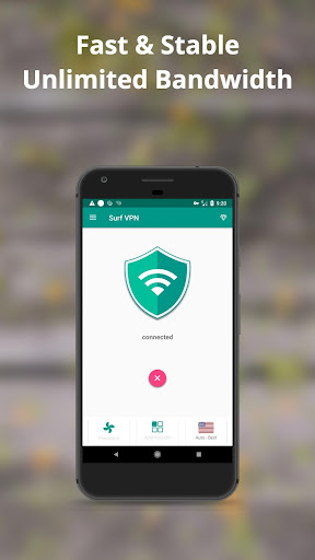 Surf VPN - Best Free Unlimited Proxy 1.8.0 screenshots 5