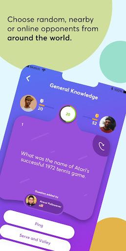 Quizflix: Brain Training General Knowledge Quiz  screenshots 4