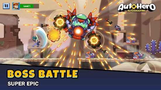 Auto Hero: Auto-fire platformer  screenshots 2