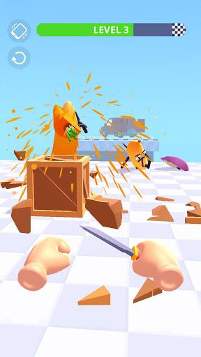 Hit Tomato 3D: Knife Throwing Master screenshots 13