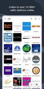 VRadio – Online Radio Player  MOD APK 2.0.7 (PRO Unlocked) Radio Recorder 1