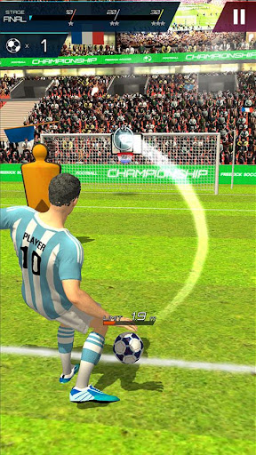 Soccer Championship-Freekick apkpoly screenshots 11