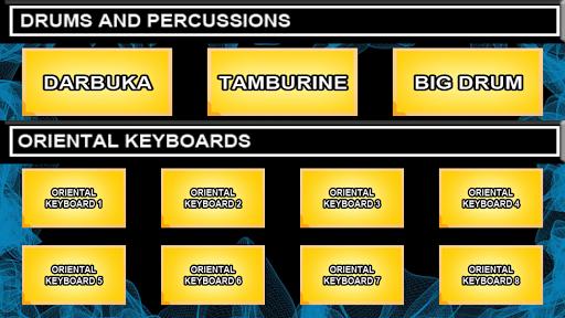 Darbuka  tambourine and big drum  Screenshots 3