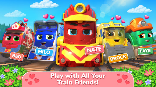 Mighty Express - Play & Learn with Train Friends 1.2.9 screenshots 5