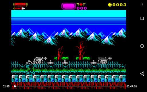 USP - ZX Spectrum Emulator screenshots 10
