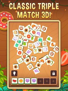 Tile Triple 3D - Match Master & Puzzle Brain Game