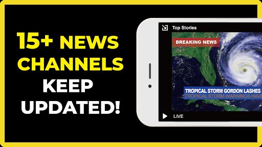 Foto do FREECABLE TV App: Free TV Shows, Free Movies, News
