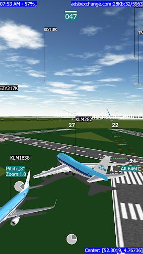 ADSB Flight Tracker 28.5 screenshots 2