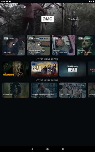 Philo: Live and On-Demand TV screenshots 8