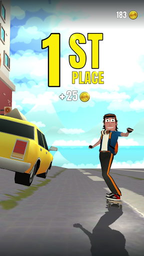 Faily Skater 2  screenshots 5