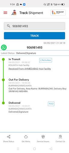 SkyKing Courier Service  screenshots 1