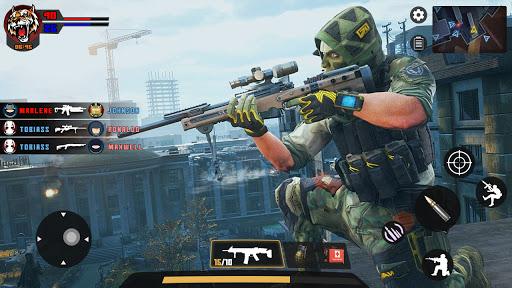 Black Ops SWAT - Offline Action Games 2021 1.0.5 screenshots 4