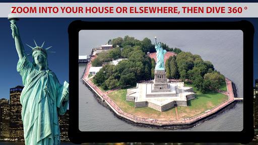 Live Earth Map - Satellite View, World Map 3D 2.3.6 screenshots 1