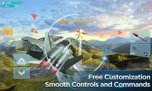Modern Air Combat: Team Match screenshots 9
