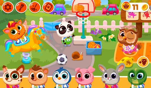 Bubbu School u2013 My Cute Animals apkpoly screenshots 18