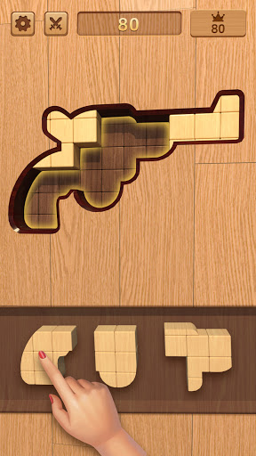 BlockPuz: Jigsaw Puzzles &Wood Block Puzzle Game  screenshots 2