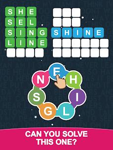 Word Search Sea: Unscramble words 8
