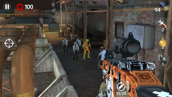 Image For Dead Fire: Zombie shooting Versi 1.3.3.7 1