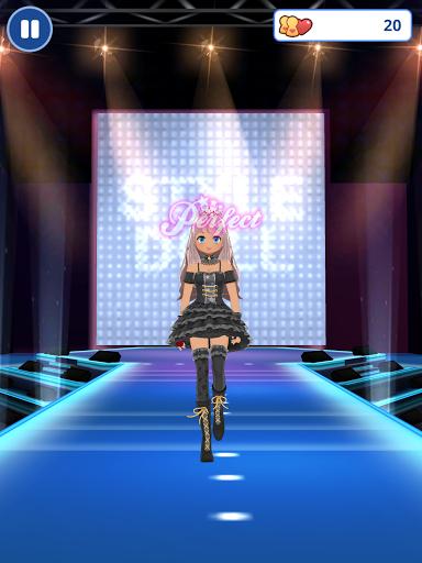 Styledoll Fashion Show - 3D Avatar maker 01.00.02 screenshots 12