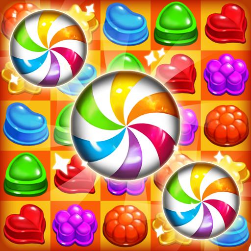 Candy Amuse: Match-3 puzzle