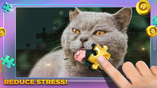 Ultimate Jigsaw puzzle game 1.6 screenshots 2